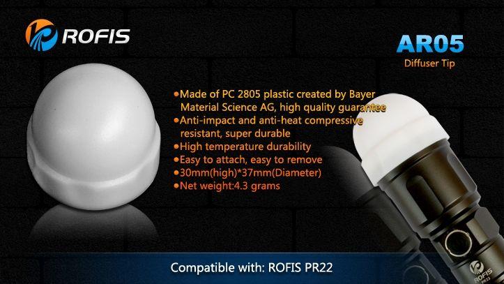 taschenlampe diffusor