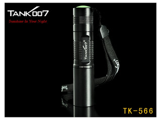 Tank007 TK-566 1W UV LED 365nm!
